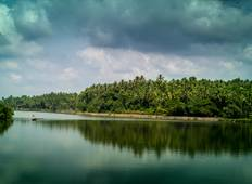 North Kerala tour with Western Ghats Tour