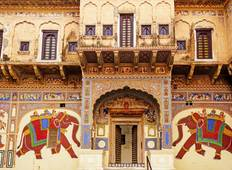 Golden Triangle Tour with Mandawa Tour