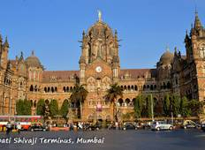 Luxury Golden Triangle Tour with Jodhpur, Udaipur  & Mumbai Tour