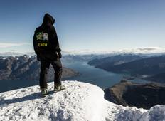 South Island Snow Safari Tour