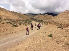 16 days Mustang and Lo - Manthang Trek in Nepal Tour