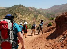 Berber Villages Trek Tour