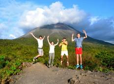 Costa Rica Xtreme Adventure 4D/3N Tour