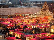 Cologne and Brussels Christmas Markets - From Bournemouth Tour