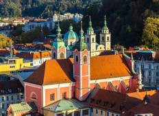 Slovenia: Hike, Bike & Raft Tour