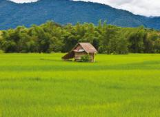 Luang Prabang to Vientiane by Bike Tour