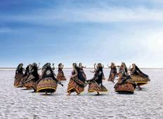 Gujarat Beach Tour and Rann Utsav Tour