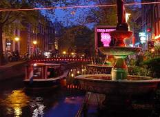 Amsterdam & Bruges - From Eastbourne Tour
