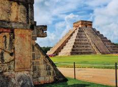 Treasures of the Yucatan Tour