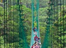 Costa Rica Eco Adventure (End San Jose, 8 Days) Tour