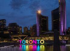 Best of Eastern Canada End Toronto Summer 2019 Tour