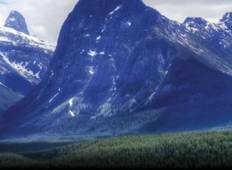 Spectacular Canadian Rockies (Base, 9 Days) Tour
