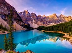 Spectacular Canadian Rockies Summer Tour