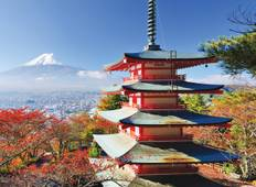 Splendours of Japan Tour