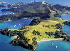 Best of New Zealand (from Auckland to Christchurch) Tour