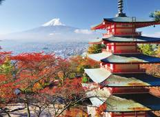 Splendours of Japan with Hiroshima Summer Tour
