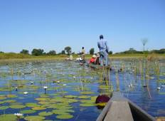 Botswana Lodge Explorer - 10 days (from Maun to Victoria Falls) Tour