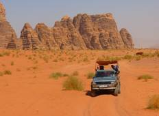 Explore Jordan, Israel & the Palestinian Territories  Tour