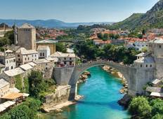 Croatia and Bosnia and Herzegovina Tour