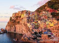 Northern Italy Including Cinque Terre 2019 Tour