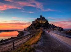 The Treasures of France including Normandy Tour