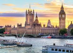 Delights of London and Paris Summer 2018 Tour