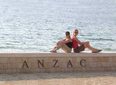 Anzac Digger - 5 days Tour