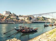 Portuguese Way Cycle - Porto to Santiago Tour