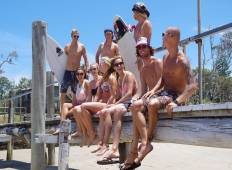 4 Day Byron Bay Surf & Stay Tour
