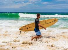 5 Day Byron Bay Surf & Stay Tour