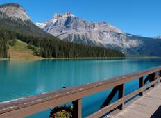 Great Resorts of the Canadian Rockies with the Calgary Stampede Tour