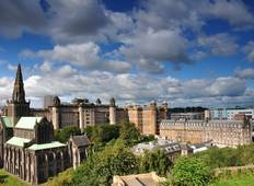 Bonnie Scotland with London Tour