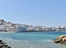 Classical Greece with Iconic Aegean 3-Night Cruise Tour