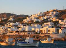Iconic Aegean with 4-Night Cruise Tour