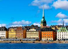 The Grand Scandinavian Circle Tour with St. Petersburg (from Stockholm to St Petersburg) Tour