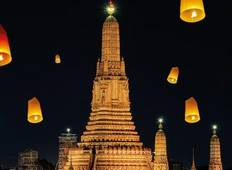 Bangkok Stopover 4 Day Tour