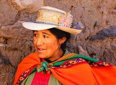 Ultimate South America with Arequipa & Colca Canyon 2018 Tour