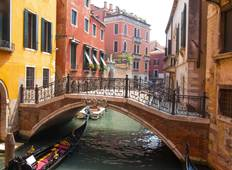 Seven Countries, Venice & Paris with London Tour