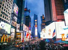 New York City, Niagara Falls & Washington DC with Extended Stay in New York City Tour