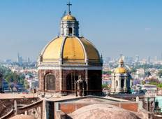 Mexico & Our Lady of Guadalupe – Faith-Based Travel Tour