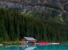 The Canadian Rockies with Vancouver Tour