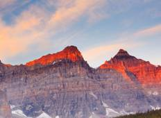 Heart of the Canadian Rockies with Alaska Cruise (13 destinations) Tour