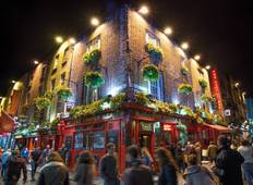 2 Nights Limerick, 3 Nights Killarney, 2 Nights Dublin & 3 Nights Belfast Tour