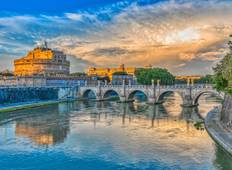 3 Nights London, 3 Nights Paris, 3 Nights Venice, 3 Nights Florence & 3 Nights Rome Tour
