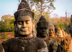 Best of Thailand with Luang Prabang & Siem Reap Tour
