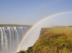South African Sojourn with Victoria Falls Tour