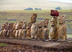 Brazil, Argentina & Chile with Easter Island Tour