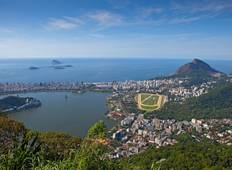 Brazil Highlights with Brazil\'s Amazon Tour