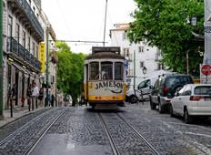 Lisbon Getaway 3 Nights Tour