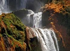 Canyoning Escape to the Middle Atlas Tour